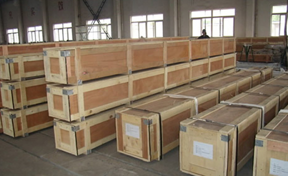 Packing Of IS 3601 WT 210 Carbon Steel Pipes