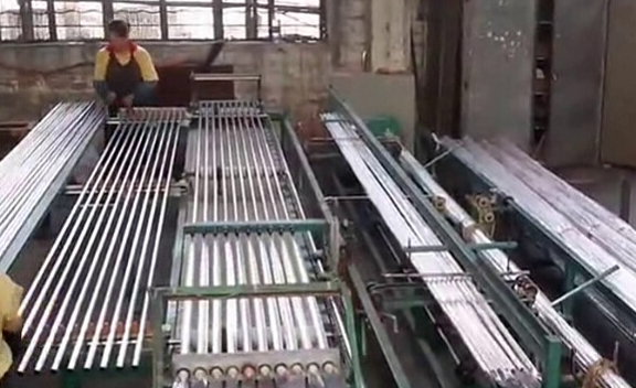 Packing of ASTM A335 P91 Seamless Pipes
