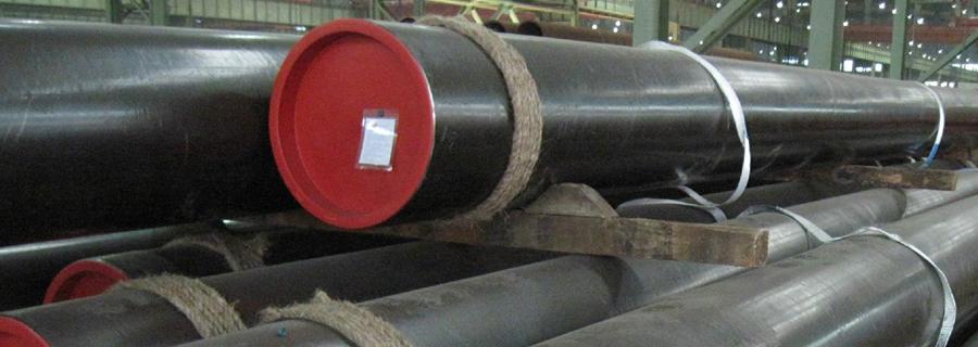 ASME SA / ASTM A333 GR.3 Carbon Stee Pipes
