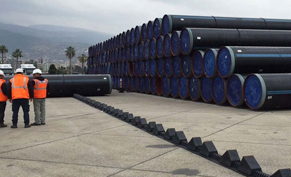 Packing Of IS 1239 YST 240 Line Pipes