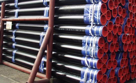 Packing Of IS 1239 YST 355 ERW PIPES