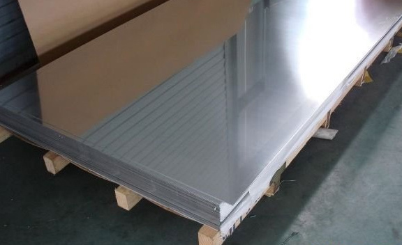 Packing of ASTM A240 Stainless Steel 321H Chequered Plate