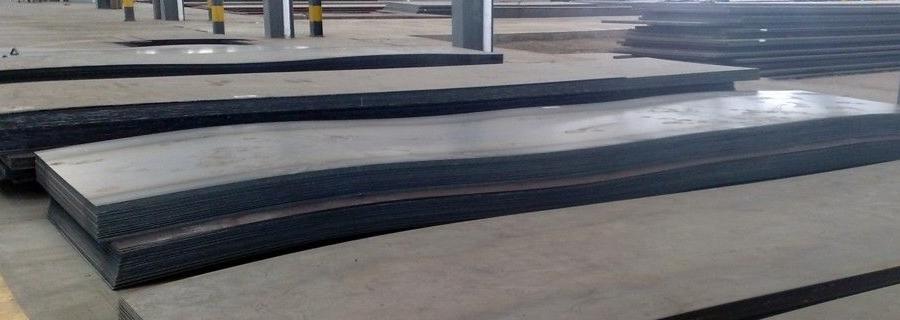 Corten Steel EN 10025 S355JOW Plates