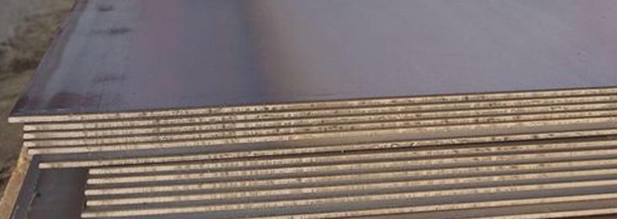 SALZGITTER FLACHSTCHL PSQ 46 Plates